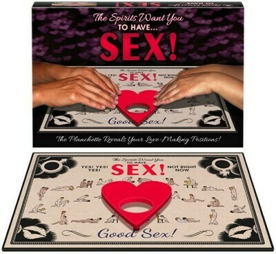 The Spirits Want You To Have Sex Game