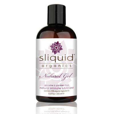 Natural Gel – Sliquid Organics