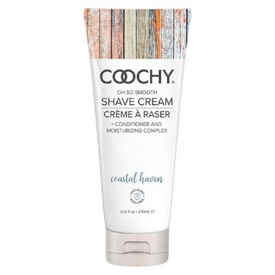 Coochy Shave Cream Coastal Haven