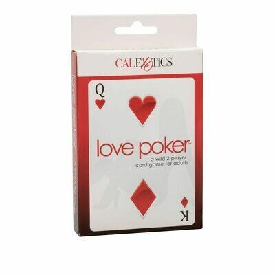 Couple's Love Poker Game