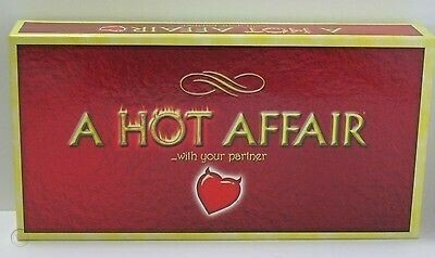 A Hot Affair...with your partner