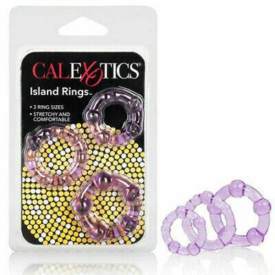 Island Rings- 3 pack