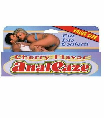 Anal Eaze Cherry Flavor Anal Sex Lubricant