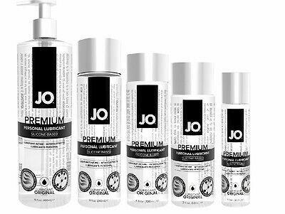 JO Premium Silicone Lubricant