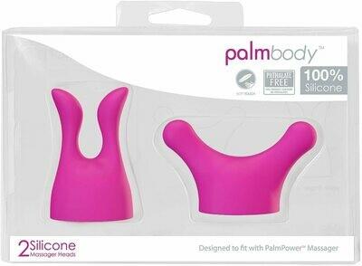 Palm Body-Massage Heads