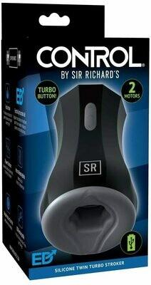 SR Control Silicone Twin Turbo Stroker