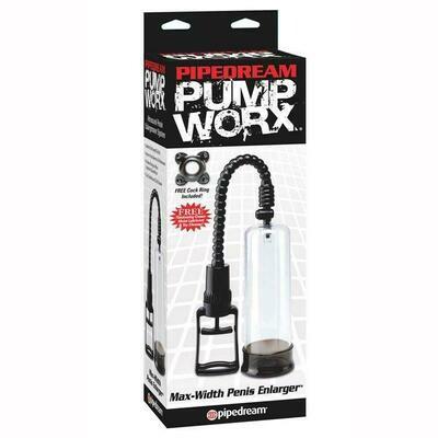Pump Worx Max Width Penis Enlarger