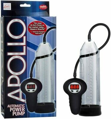 Apollo Automatic Power Pump in Clear