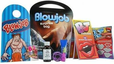 Blowjob Surprise Bag