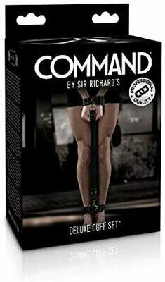 Command Deluxe Cuff Set