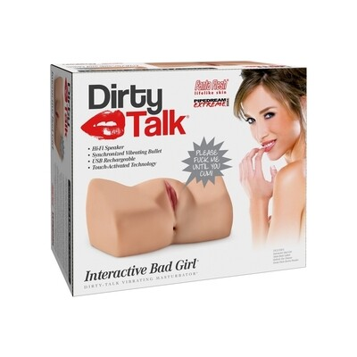 Dirty Talk Interactive Bad Girl