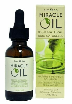 Miracle Oil 100% Natural