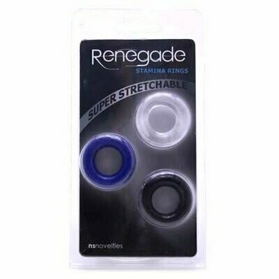 Renegade Stamina Rings Asst. Colors