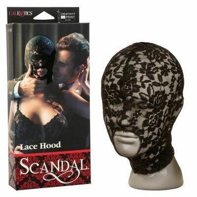 Scandal Lace Hood