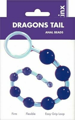 Kinx Anal Beads - Dragons Tail