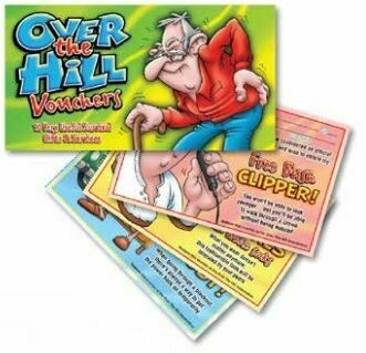 Over The Hill Vouchers
