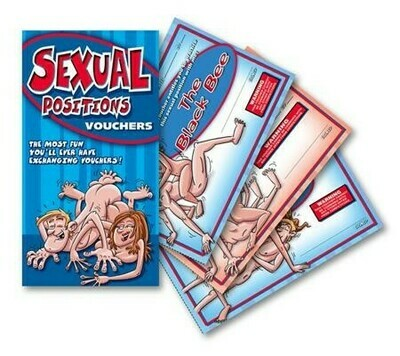 Sexual Positions Vouchers