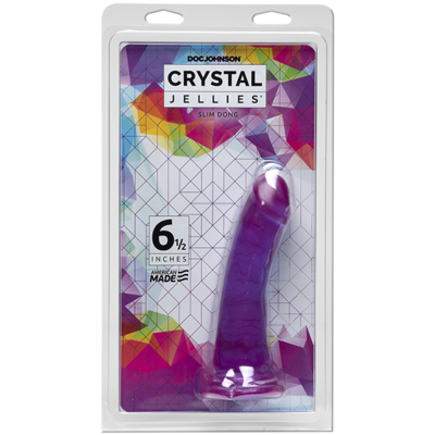 Crystal Jellies® - Slim Dong 6.5