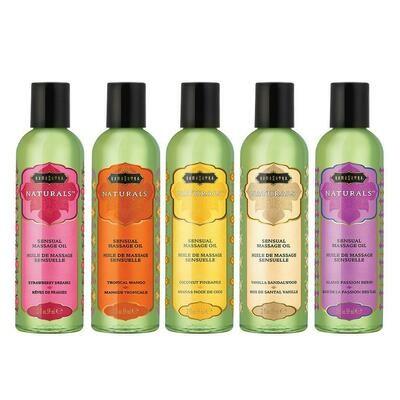 Kamasutra Naturals Massage Oil (2oz)