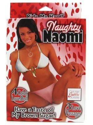 Naughty Naomi