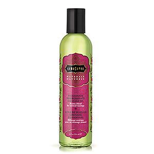 Kamasutra Naturals Massage Oil (8oz)