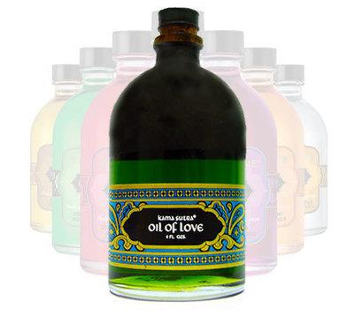 KamaSutra Kissable Body Oils