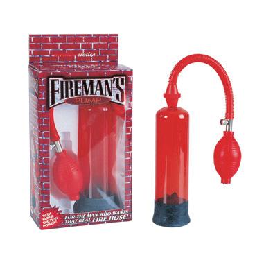 The Fireman's Pump