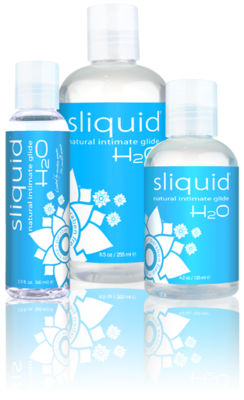 Sliquid Naturals H2O -125ml
