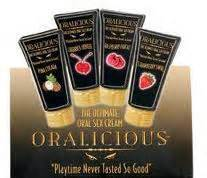 Oralicious Oral Sex Cream (Edible)