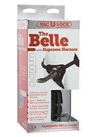 The Belle with Supreme Harness