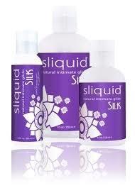 Sliquid Naturals Silk 255ml