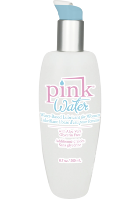 PINK Water Based Lubricant for Women 2.8 oz/80 ml