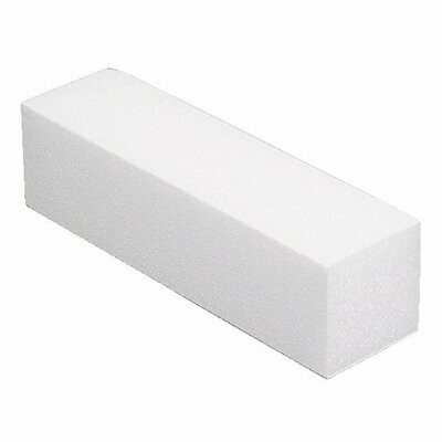 Buffing Block white