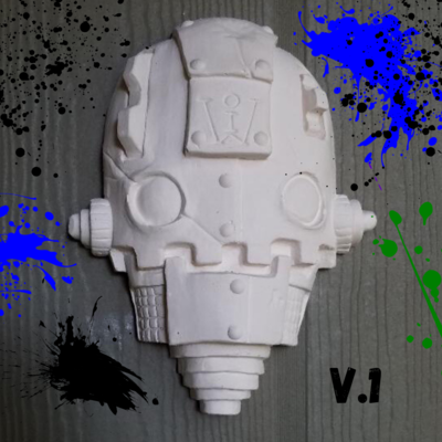 Paint Your Own SkullBot