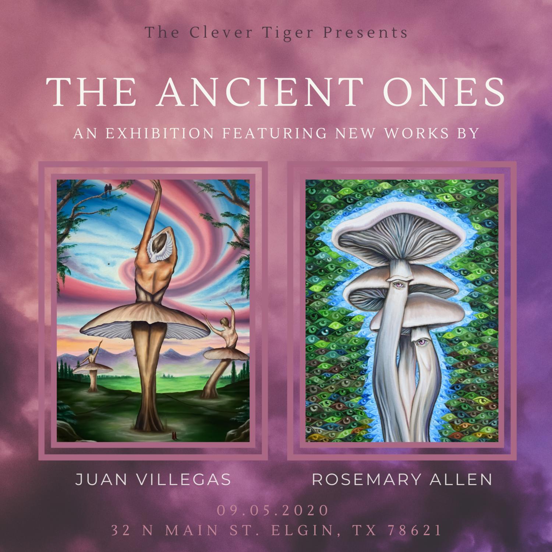 The Ancient Ones: Original Art