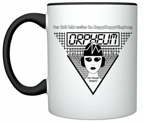 """Orpheum-Tasse """"Klassik"""""""