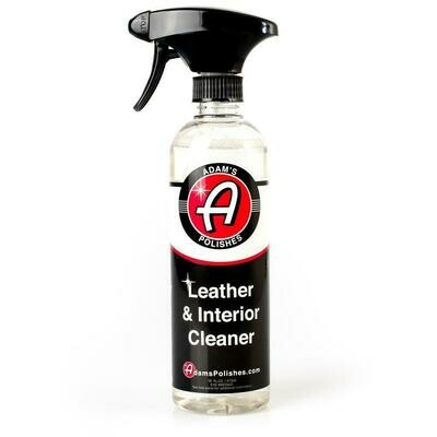 Leather & Interior Cleaner Adams