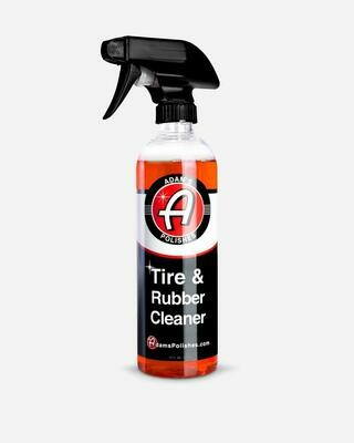 Tire & Rubber Cleaner Adams 16oz