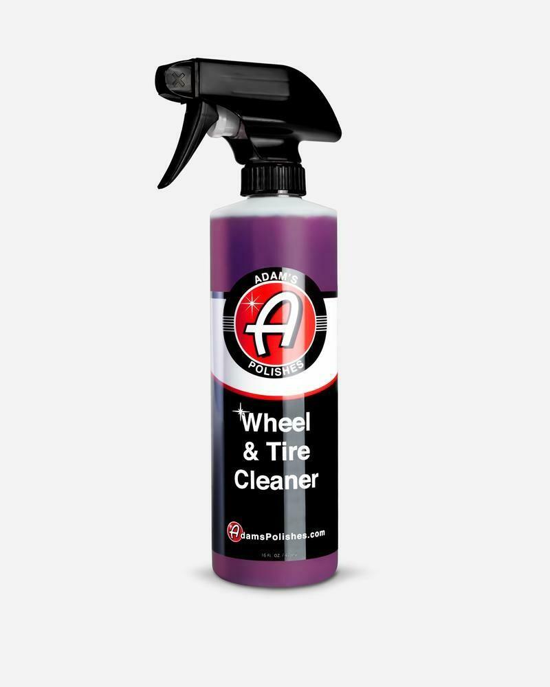 Wheel & Tire Cleaner 16oz Adams