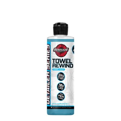 Towel Rewind Towel Soap