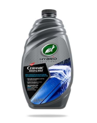 TURTLE WAX HYBRID SOLUTIONS CERAMIC WASH & WAX