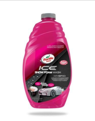 Turtle Wax Ice Snow Foam Wash 1.42L