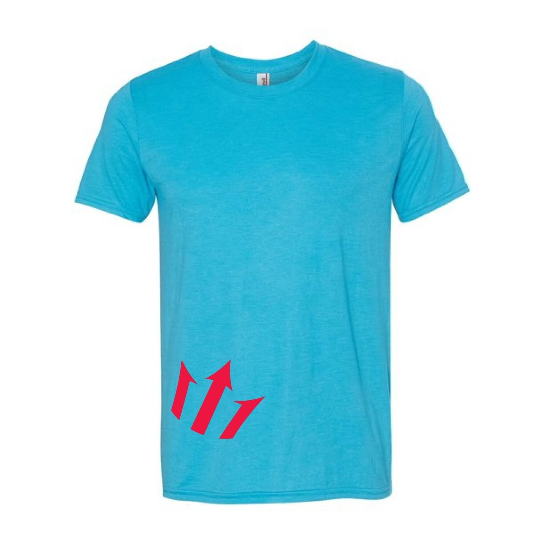 Just a Blue Trident T Shirt