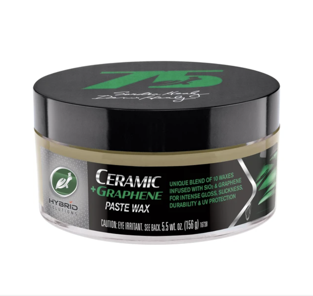 Ceramic + Graphene Paste Wax 75TH Birthday Edition