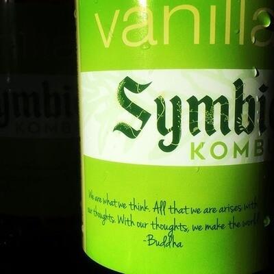 Symbiotik Kombucha