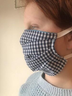 Ear loops face mask