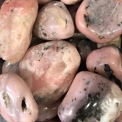 Pink Opal Tumbled LG