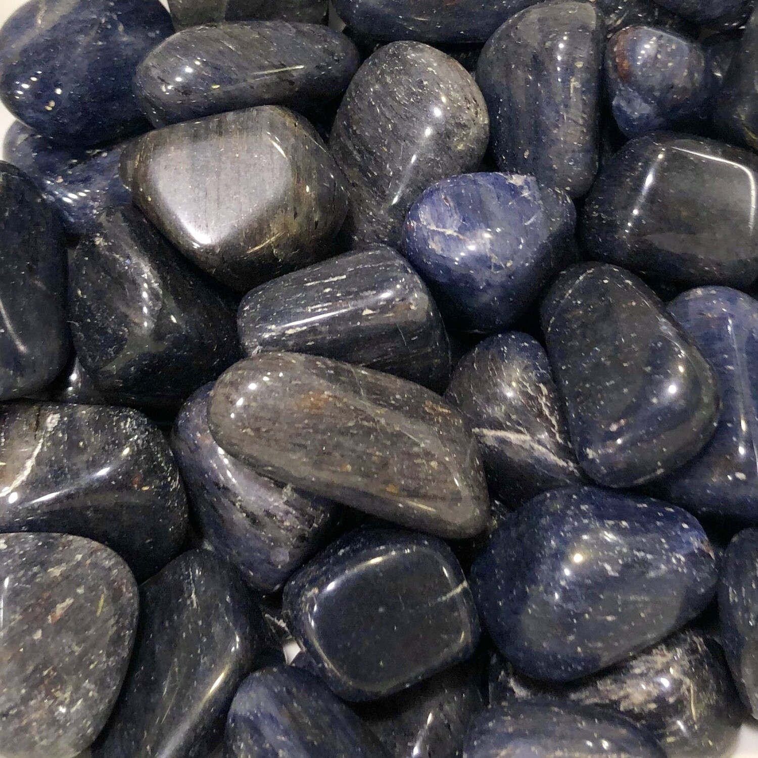 Blue Aventurine Tumbled
