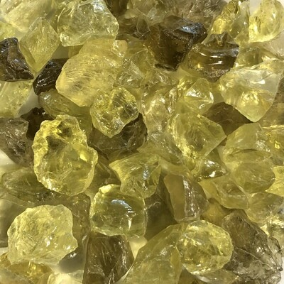 Lemon Quartz Rough Sm