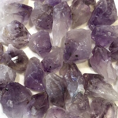 Amethyst Rough Pt Med